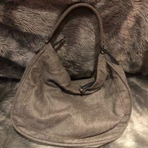 Gap Brown Material hobo bag